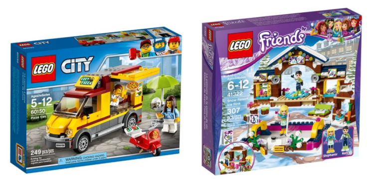 Target LEGO City LEGO Friends sale | All Things Target