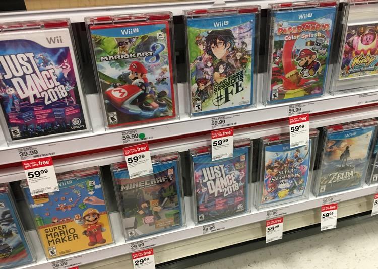 All Wii U Games : Target wii u games bogo sale all things