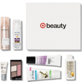 March Target Beauty Box + FREE Shipping