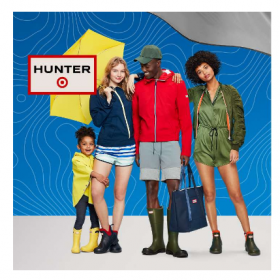 Hunter for Target Preview Look Book