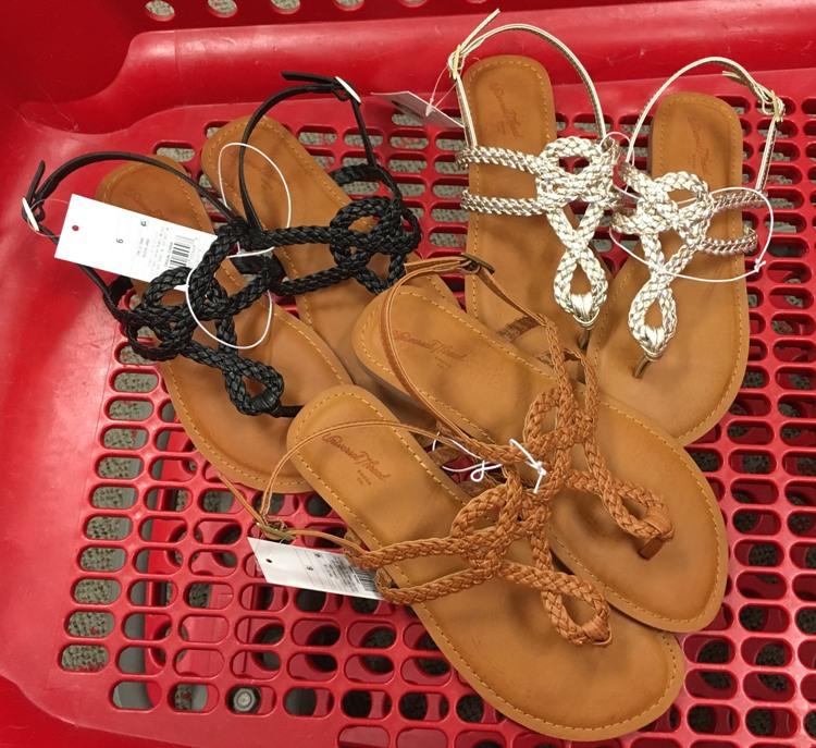 980f97a7b565 Universal Thread Women s Sandals only  12