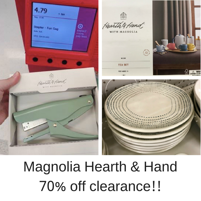 magnolia hearth hand 70 off clearance all things target. Black Bedroom Furniture Sets. Home Design Ideas