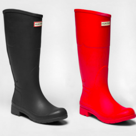 Hunter for Target Tall Rain Boots Cancelled