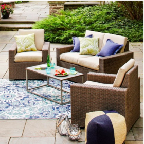 Patio Furniture Sale + Save an Extra 15%