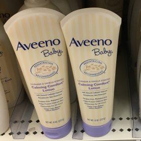 FREE Aveeno Baby Lotion