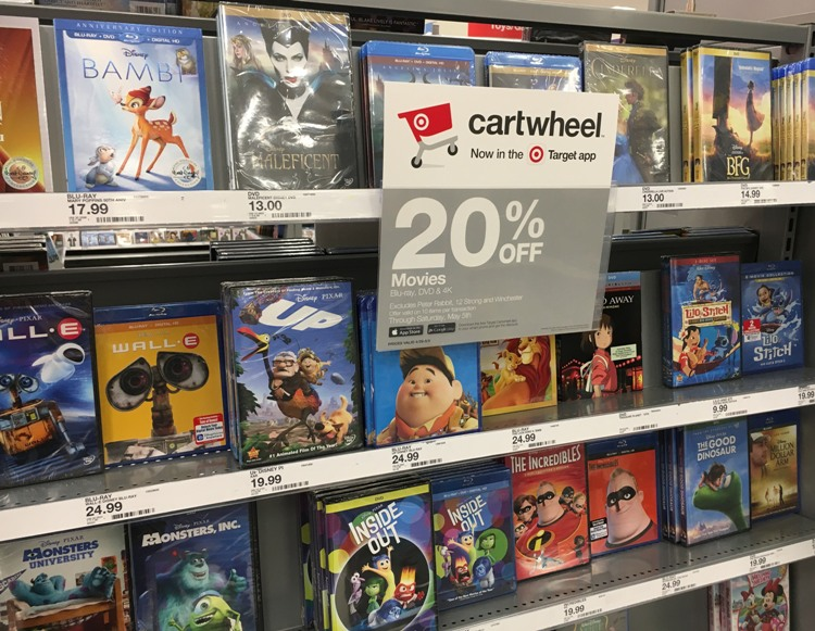 Target has some really nice prices on DVD's this week. You will also find the same DVD prices online at mtl999.ga. DVD's on sale $ Disney's Brave; Disney's Cinderella.