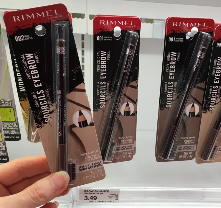 Free Rimmel Eyebrow Pencil All Things Target