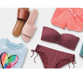 Buy One, Get One 60% off Swimwear & Sandals at Target.com