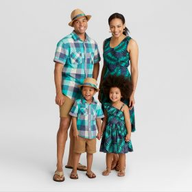 Target Matching Family Outfits