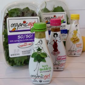 OrganicGirl Now at Select Target Stores