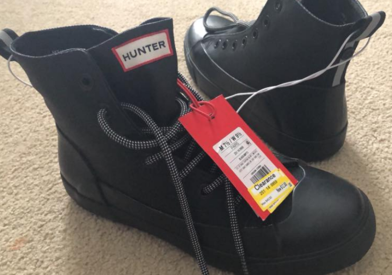 target clearance hunter boot Shannon