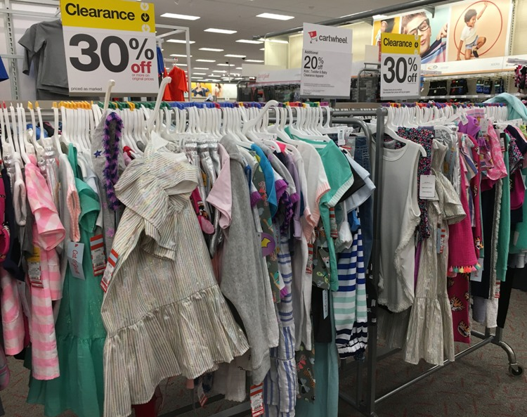 931e6df122b This week you can score an extra 20% off kids    baby clearance clothing at  Target.com. Simply use promo code SAVE20 at checkout to save on cute styles  like ...