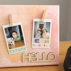 DIY Instant Photo Display