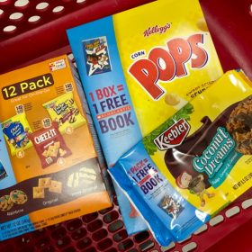 Kellogg's Feeding Reading: Free Scholastic Books with Purchase