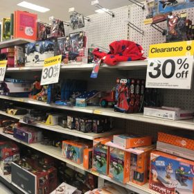 Update on Target Toy Clearance (July/August 2018)
