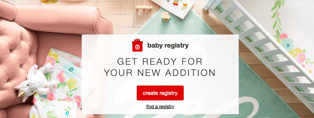 Target Baby Registry - Get Ready For a New Addition