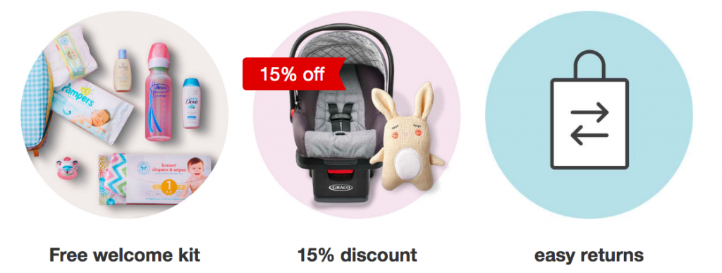 Welcome Kit - 15% discount stroller - Easy Returns