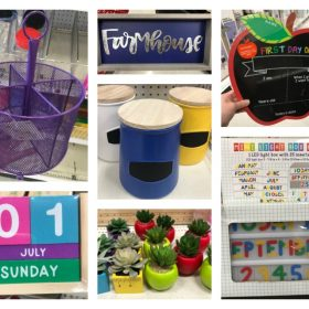 Target Dollar Spot Clearance Items 50% off (School, Farmer's Market & More)