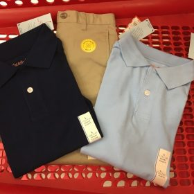 40% off Kids' School Uniforms at Target (8/11 only)