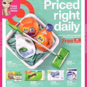 Target Ad Preview (9/30-10/6)