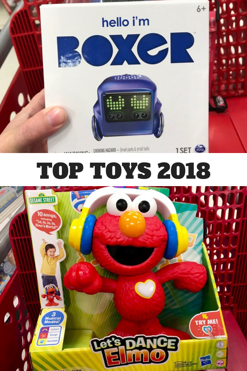 Top Toys 2018 All Things Target