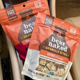 Bear Naked Granola Bites, Perfect Snack for Home or On-the-Go