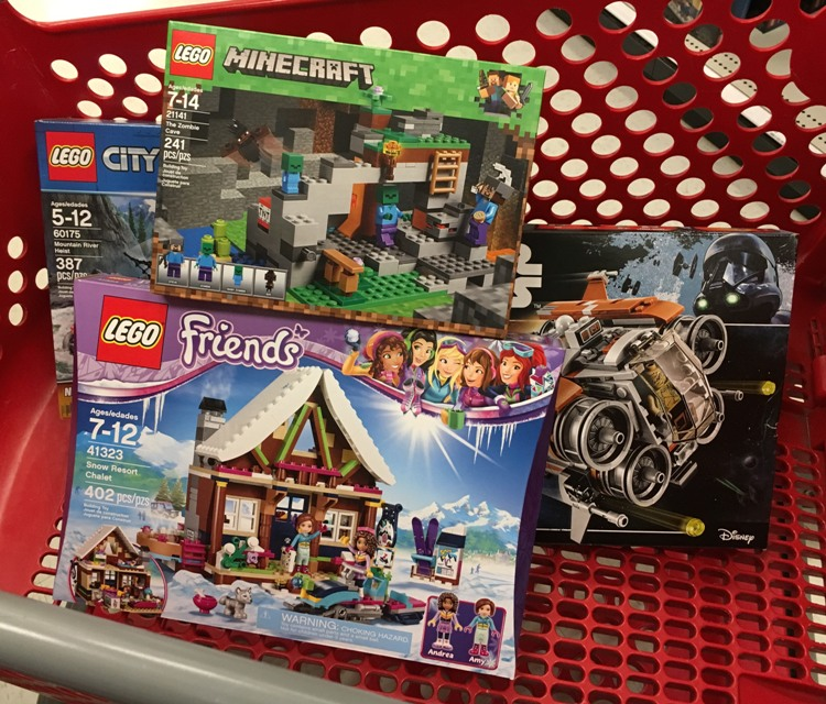 $10 Gift Card With $50 LEGO Purchase + FREE Shipping