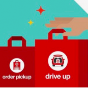 Use Target Cartwheel Online for Order Pickup or Drive Up