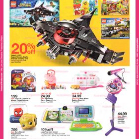 Target Ad Preview (10/21 – 10/27)