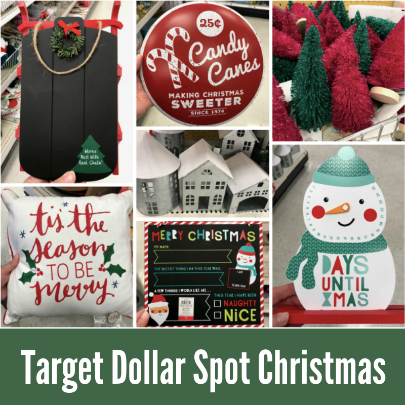 christmastime in the target dollar spot is my favorite time my store was bursting with brand new target dollar spot christmas items and some for - How Late Is Target Open On Christmas Eve