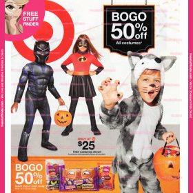 Target Ad Preview (10/14 – 10/20)