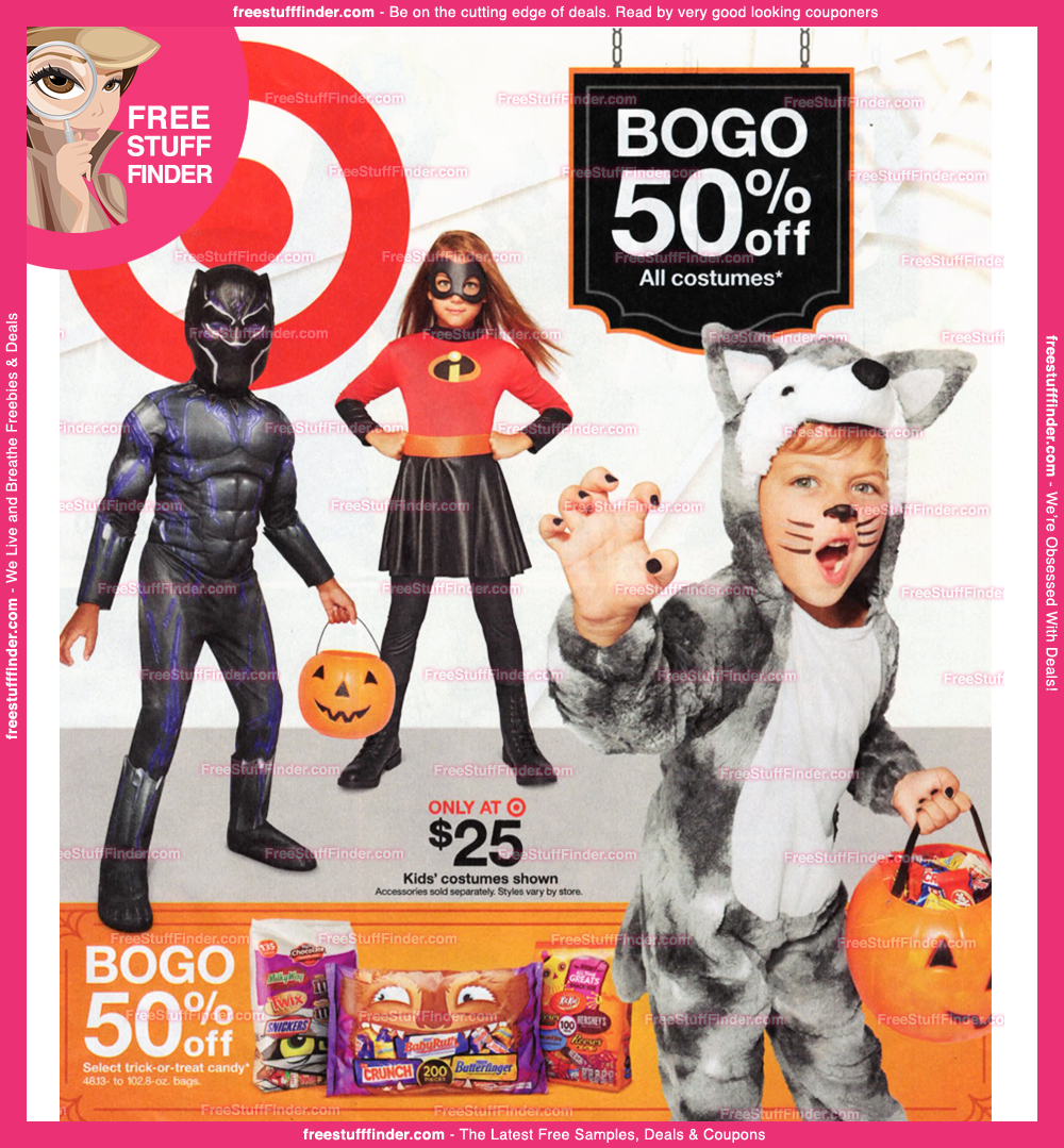 This is the target ad for 10/14 - 10/20