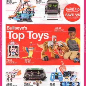 Target Ad Preview (10/7-10/13)