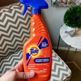 New Tide Antibacterial Fabric Spray