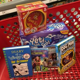 Buy 2, Get 1 FREE Board Games, Video Games, Movies & Kids' Books