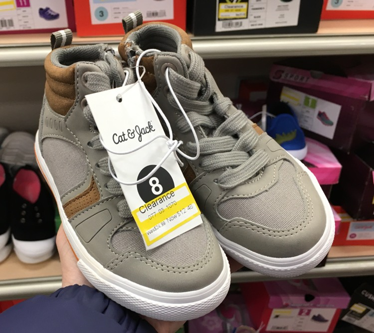 Save 20% on Kids' & Toddler Shoes & Boots (Includes Clearance) | All Things Target
