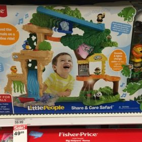 25% off Target Toy Coupon