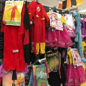 Buy One, Get One 50% off Halloween Costumes at Target