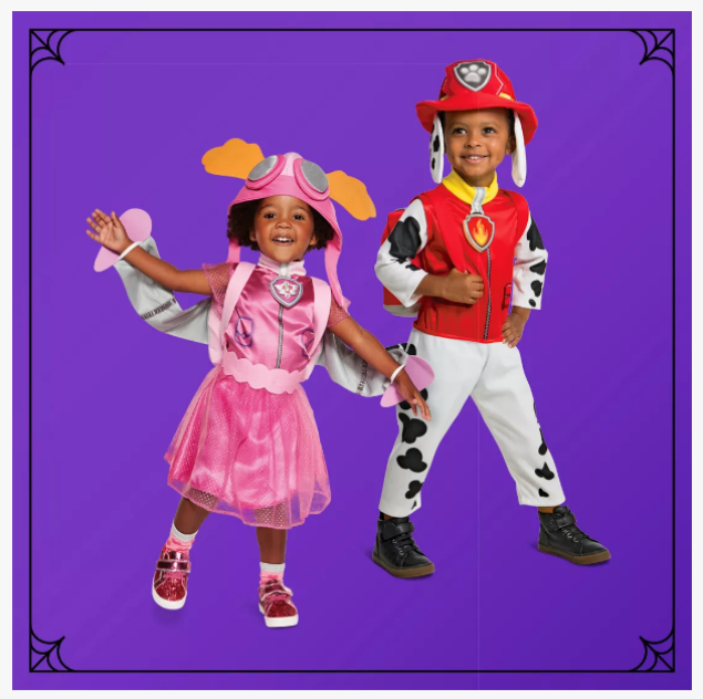 Free Paw Patrol Trick Or Treat Event At Target 10 27 10 1 Pm All