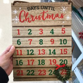 New Christmas Target Dollar Spot
