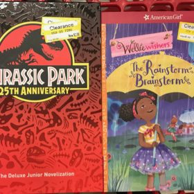 Clearance Kids' Books, Buy 2, Get 1 Free