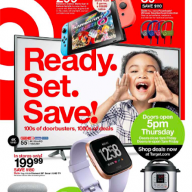 Target Black Friday Ad 2018 – Top 20 Deals