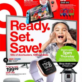 Target Black Friday Ad 2018 – Top 20 Deals