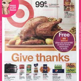 Target Ad Preview 11/11-11/17