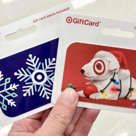 10% off Target Gift Cards – Sunday, December 2nd