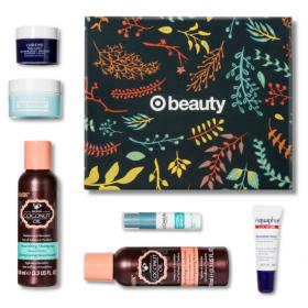 New Target Holiday Beauty Box