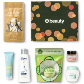 December Target Holiday Beauty Boxes