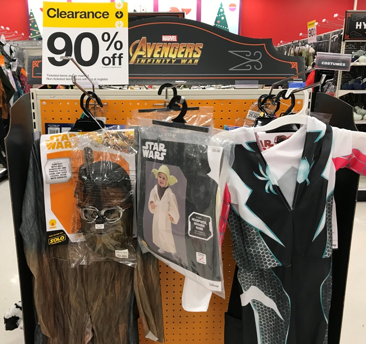 Halloween Clearance 90% 2020 Target Halloween & Dollar Spot Clearance 90% off | All Things Target
