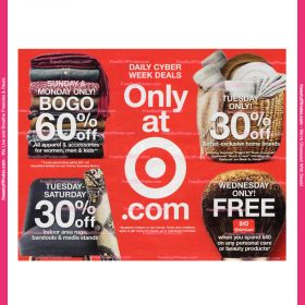 Target Ad Preview 11/25-12/1