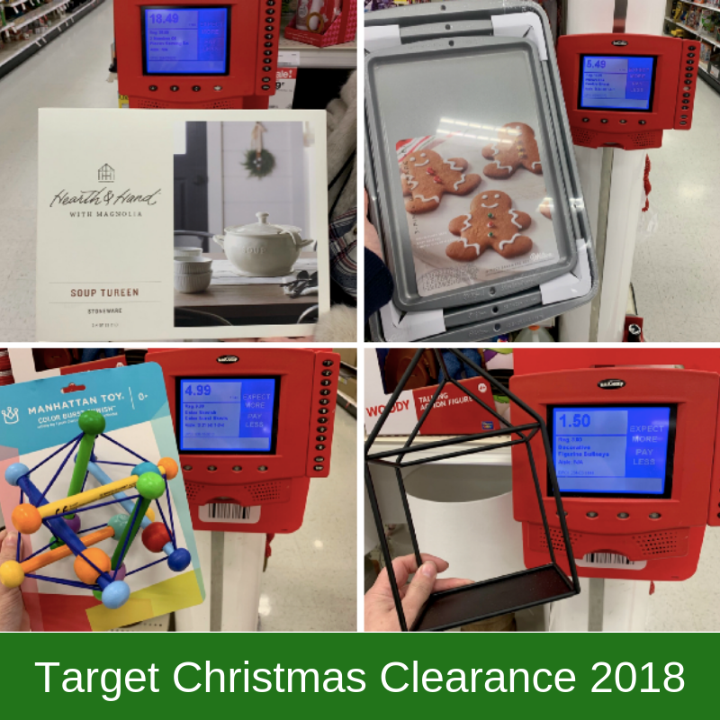 Target Christmas Clearance 2018 50% 70